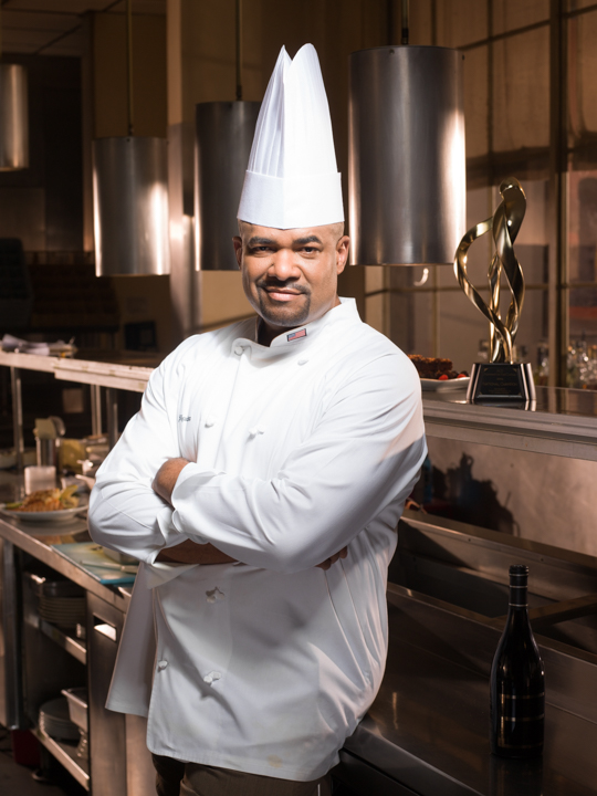 Chef Daryl Shular, CMC